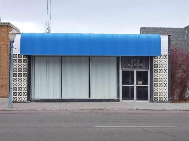 428 N Main, Pocatello, ID 83204 (MLS #564104) :: Silvercreek Realty Group