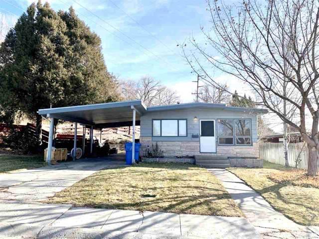 1230 Meadowbrook, Pocatello, ID 83201 (MLS #564105) :: Silvercreek Realty Group