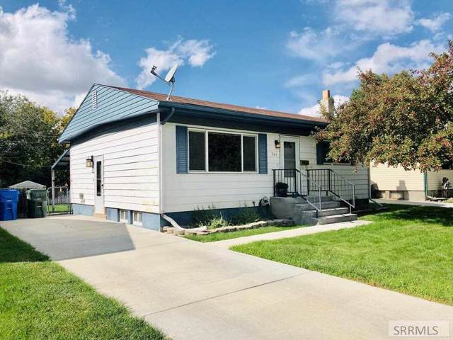 761 Park, Pocatello, ID 83201 (MLS #564112) :: The Perfect Home