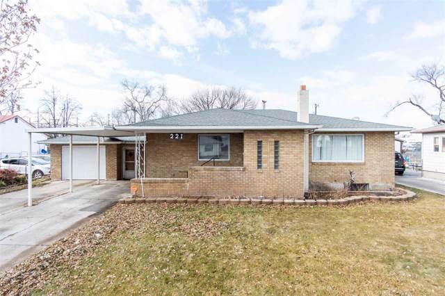 221 Warren, Pocatello, ID 83201 (MLS #564160) :: The Perfect Home