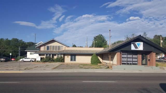 602 S 5th Avenue, Pocatello, ID 83201 (MLS #564189) :: The Group Real Estate