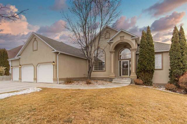 1570 Satterfield Dr, Pocatello, ID 83201 (MLS #564202) :: The Perfect Home