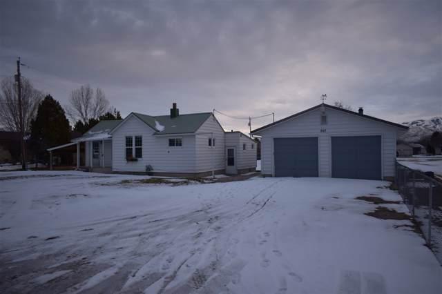 967 Nixon, Pocatello, ID 83201 (MLS #564320) :: Silvercreek Realty Group