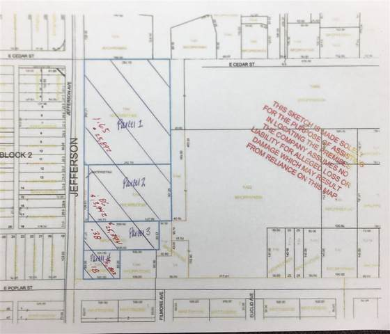 610 Jefferson, Pocatello, ID 83201 (MLS #564424) :: The Group Real Estate