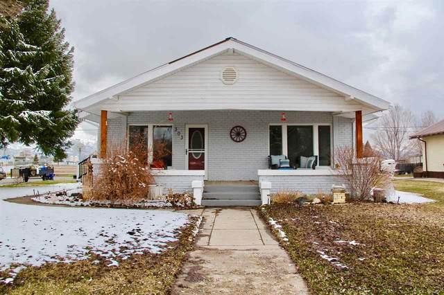 303 N Main Street, Grace, ID 83241 (MLS #564860) :: The Perfect Home