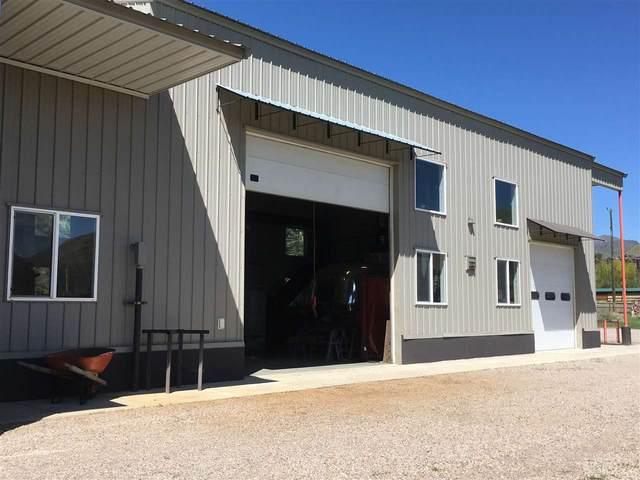 5192 W Old Hwy 91, Pocatello, ID 83204 (MLS #565216) :: Silvercreek Realty Group