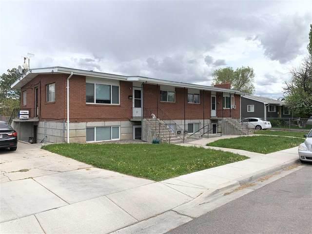 816 Washington, Pocatello, ID 83201 (MLS #565258) :: The Group Real Estate