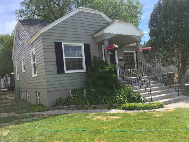 1528 S 4th, Pocatello, ID 83201 (MLS #565300) :: The Group Real Estate