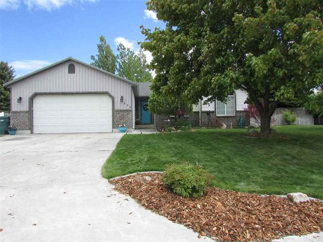 884 Pearl Drive, Blackfoot, ID 83221 (MLS #565305) :: The Perfect Home