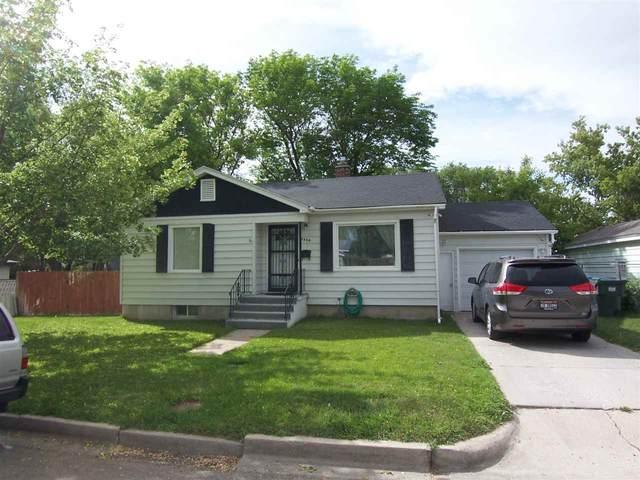 1440 E Wyeth, Pocatello, ID 83201 (MLS #565346) :: The Group Real Estate