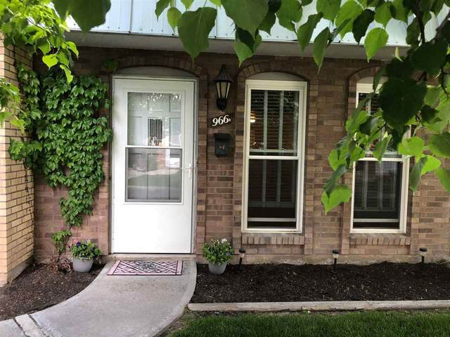 966 B Mckinley, Pocatello, ID 83201 (MLS #565350) :: The Group Real Estate