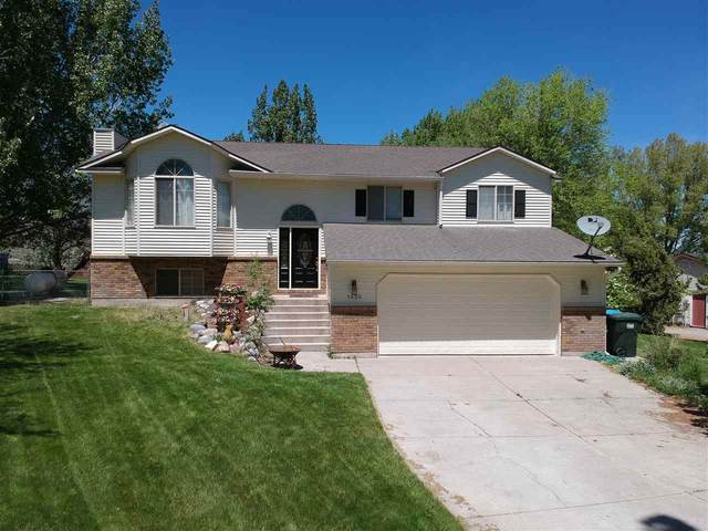 1420 City Creek, Pocatello, ID 83204 (MLS #565363) :: The Group Real Estate