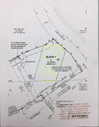 TBD Lot 2 Block 1 Gateway Centre, Pocatello, ID 83201 (MLS #565698) :: The Group Real Estate