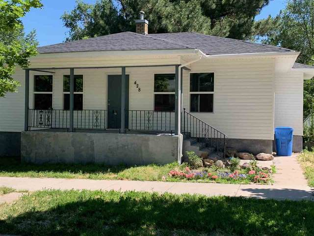 428 N Lincoln Ave, Pocatello, ID 83204 (MLS #565715) :: Silvercreek Realty Group