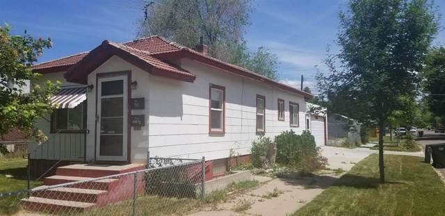 604 and 604 1/2 N 10th, Pocatello, ID 83202 (MLS #565786) :: The Group Real Estate