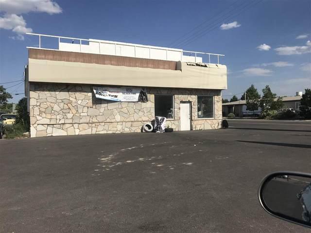 2804 Poleline, Pocatello, ID 83201 (MLS #565997) :: The Group Real Estate