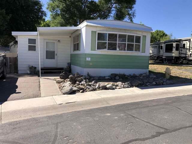 845 Barton Rd #11, Pocatello, ID 83204 (MLS #566037) :: The Group Real Estate