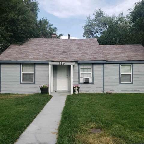 390 Taft Rd, Pocatello, ID 83201 (MLS #566100) :: The Perfect Home