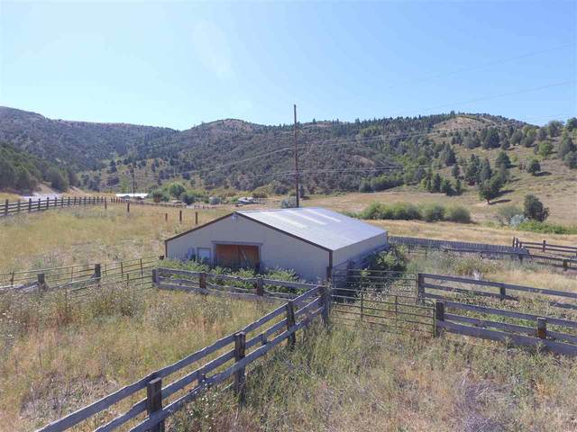 TBD Old Fish Creek Rd., Lava Hot Springs, ID 83246 (MLS #566117) :: The Group Real Estate