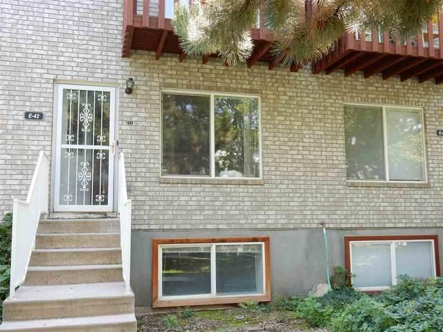 1800 S Grant 42E, Pocatello, ID 83201 (MLS #566161) :: The Group Real Estate