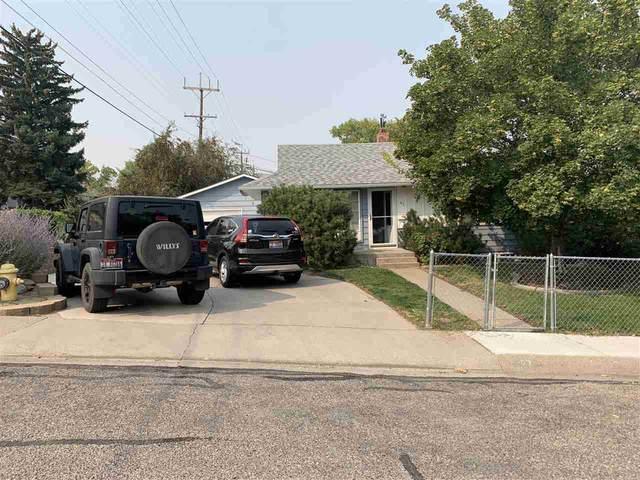 83 Hillcrest, Pocatello, ID 83204 (MLS #566320) :: The Perfect Home