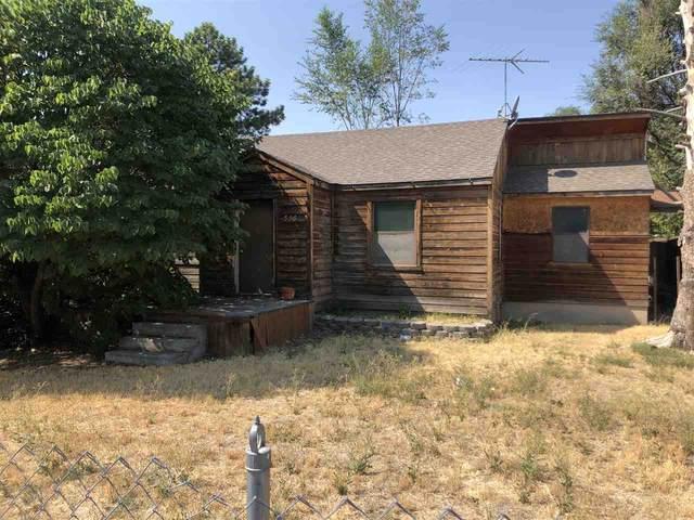535 Washington, Pocatello, ID 83201 (MLS #566323) :: The Group Real Estate