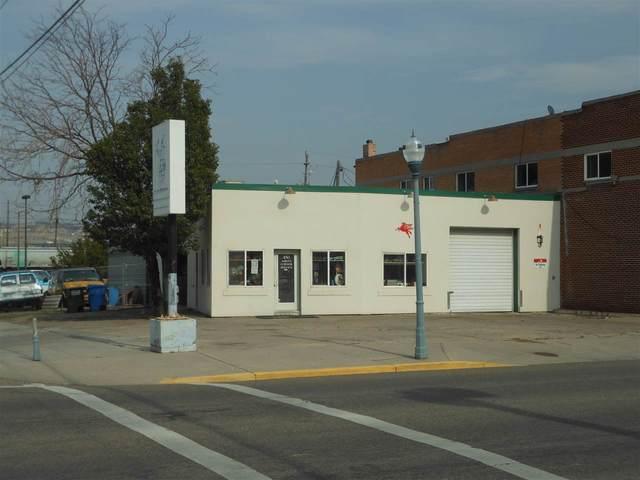 450 N Main, Pocatello, ID 83204 (MLS #566368) :: Silvercreek Realty Group
