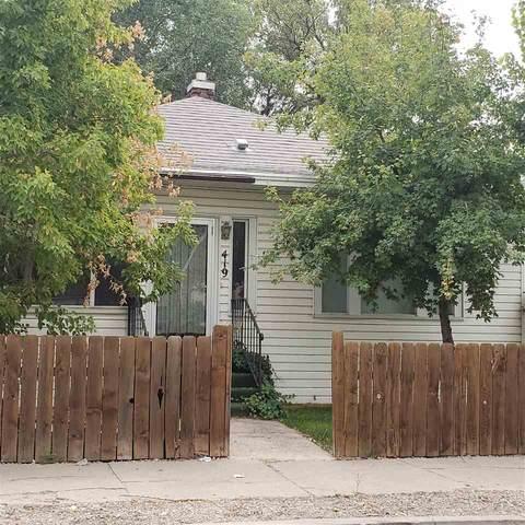 419 W Benton St., Pocatello, ID 83204 (MLS #566369) :: The Perfect Home