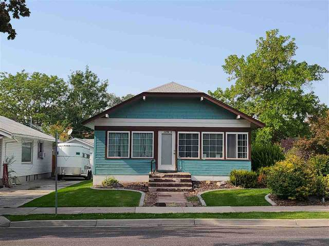 1256 E Clark, Pocatello, ID 83201 (MLS #566379) :: Silvercreek Realty Group