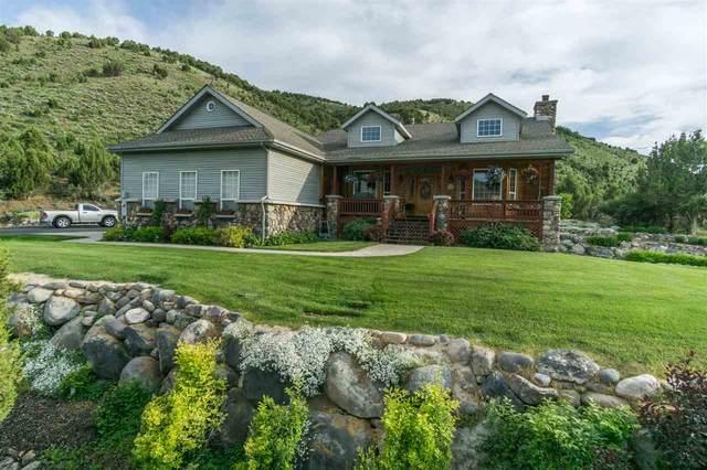 2475 Cimmeron Circle, Pocatello, ID 83204 (MLS #566507) :: Silvercreek Realty Group