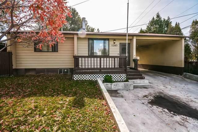 1263 E Pine St, Pocatello, ID 83201 (MLS #566514) :: The Perfect Home