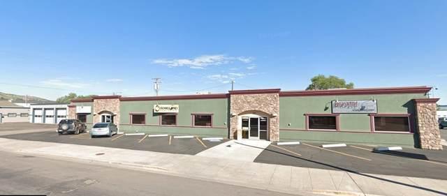 340 E Clark St Suite B, Pocatello, ID 83201 (MLS #566540) :: The Perfect Home