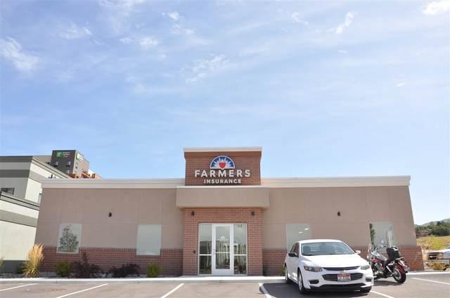 122 Vista Dr, Pocatello, ID 83201 (MLS #566570) :: The Perfect Home