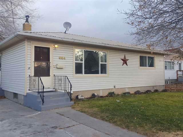 624 W Cedar, Pocatello, ID 83201 (MLS #566679) :: The Perfect Home