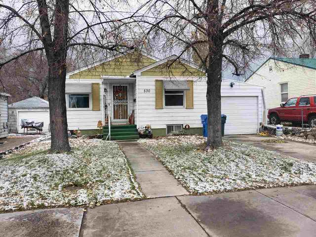 530 N 14th Ave, Pocatello, ID 83201 (MLS #566693) :: The Perfect Home