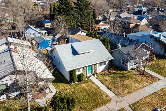 234 S Johnson, Pocatello, ID 83204 (MLS #566729) :: The Perfect Home