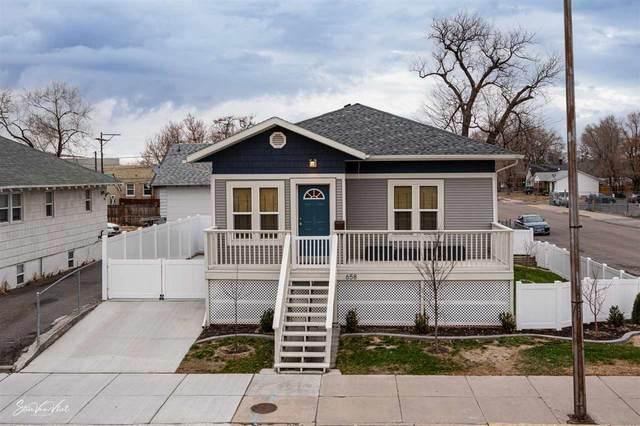 658 E Clark, Pocatello, ID 83201 (MLS #566766) :: The Perfect Home