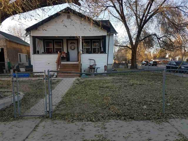 878 E Bridger St, Pocatello, ID 83201 (MLS #566807) :: The Perfect Home
