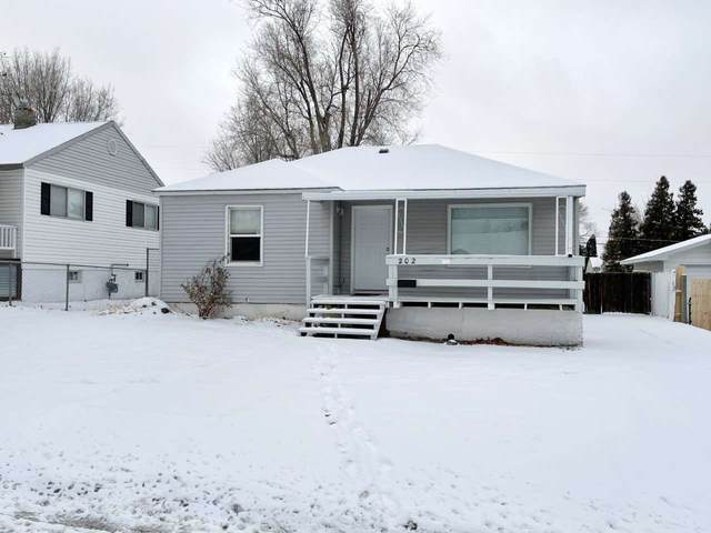 202 Ravine Dr, Pocatello, ID 83201 (MLS #566827) :: The Group Real Estate