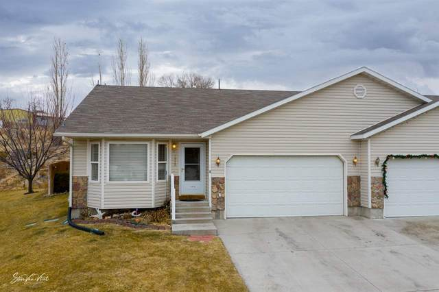 1492 E Cedar, Pocatello, ID 83201 (MLS #566880) :: The Group Real Estate