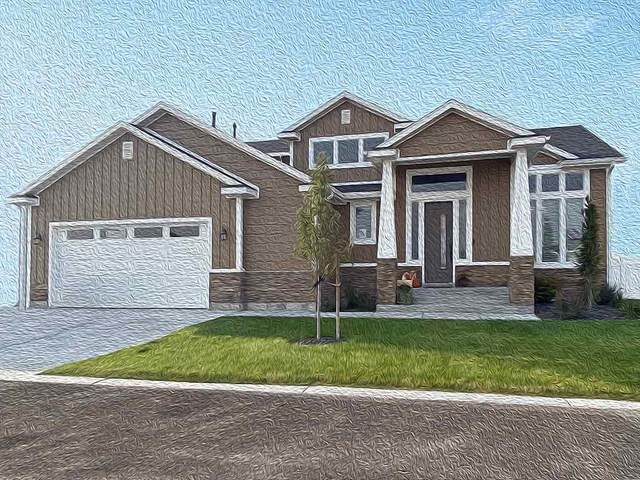 814 Harborside Loop, Blackfoot, ID 83221 (MLS #566906) :: The Perfect Home
