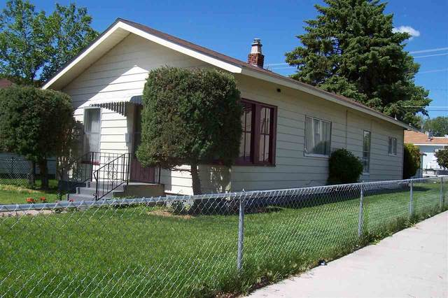 1308 N Garfield, Pocatello, ID 83204 (MLS #566958) :: The Group Real Estate