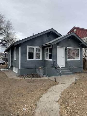 137 Roosevelt, Pocatello, UT 83201 (MLS #567007) :: Silvercreek Realty Group