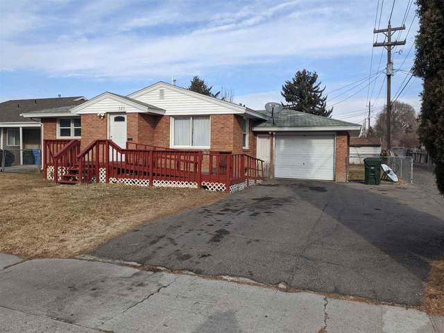 320 W Walnut, Pocatello, ID 83201 (MLS #567012) :: The Group Real Estate