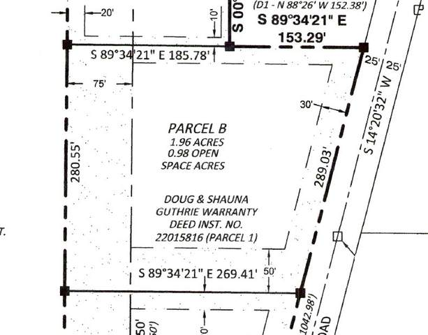 Parcel B Fort Hall Mine Rd, Pocatello, ID 83204 (MLS #567141) :: The Group Real Estate