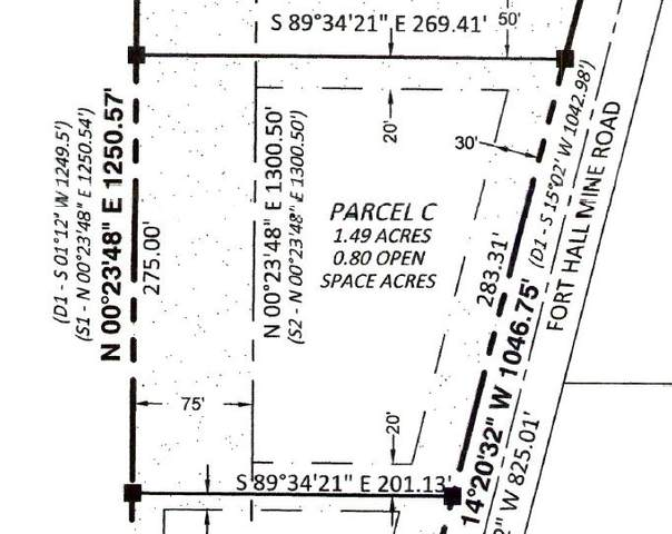 Parcel C Fort Hall Mine Rd, Pocatello, ID 83204 (MLS #567142) :: The Group Real Estate