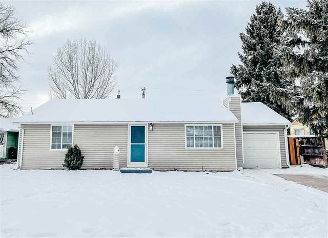 941 Willow Lane, Pocatello, ID 83201 (MLS #567153) :: The Perfect Home