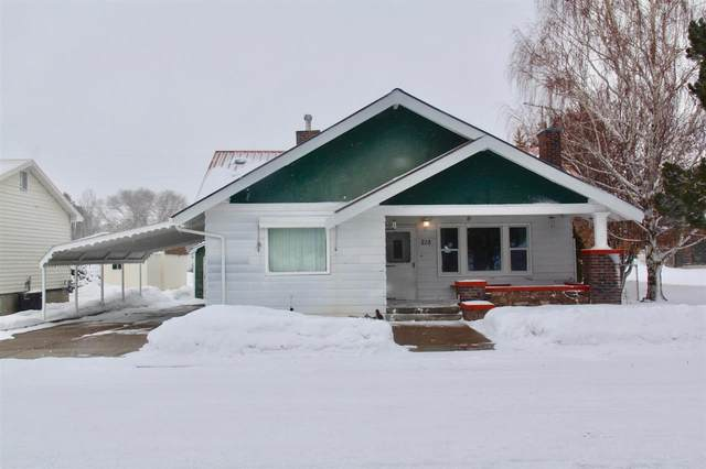 215 E 2nd South, Grace, ID 83276 (MLS #567158) :: The Perfect Home