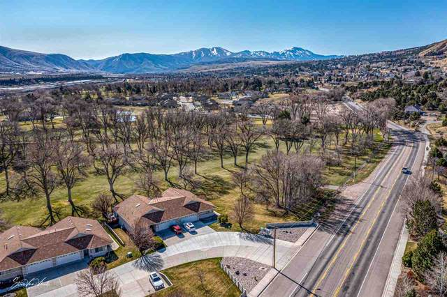 2850 Bannock Hwy # 20, Pocatello, ID 83201 (MLS #567635) :: The Perfect Home