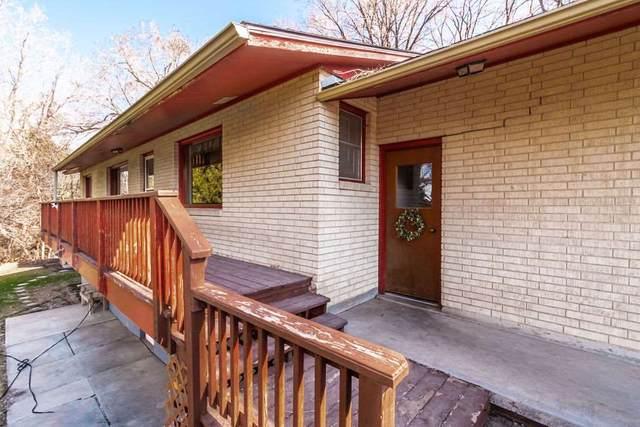 2470 Michaud Creek Road, Pocatello, ID 83204 (MLS #567637) :: Silvercreek Realty Group